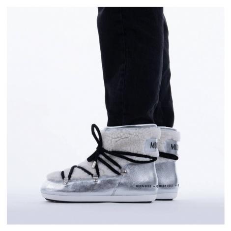 Buty damskie Moon Boot DK Side Low Saffiano 24300900 001