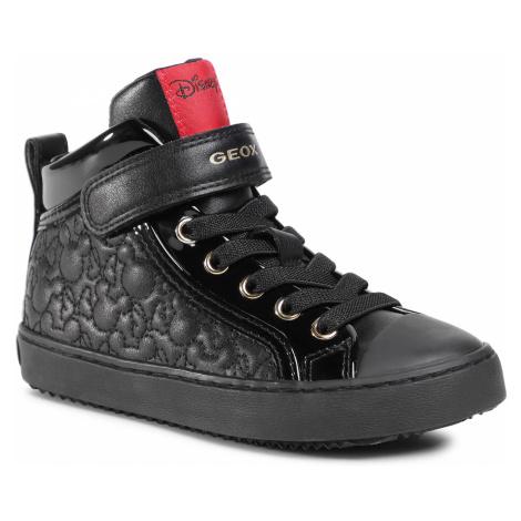 Sneakersy GEOX - J Kalispera G. G J044GG 0MMHH C9999 S Black