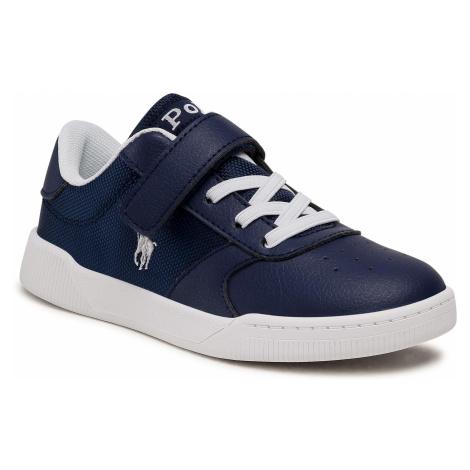 Sneakersy POLO RALPH LAUREN - Keelin II Ps RF102896 Navy/White