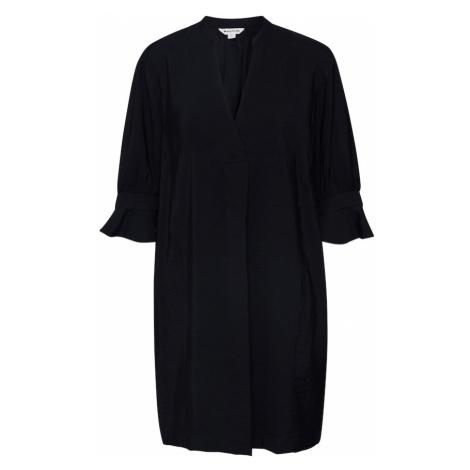 Whistles Sukienka koszulowa 'SONIA FRILL ' czarny