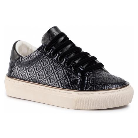 Sneakersy GUESS - Missy FI8MSS FAL12 BLACK