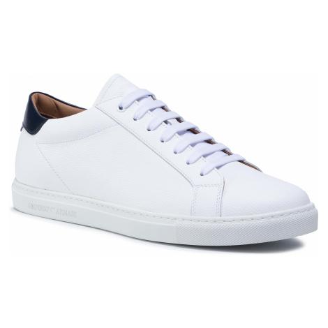 Sneakersy EMPORIO ARMANI - X4X272 XM607 B139 White/Night