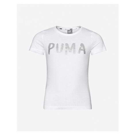 Puma Alpha Koszulka dziecięce Biały