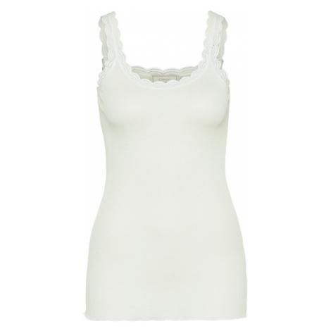 Cream Top 'Silky' biały