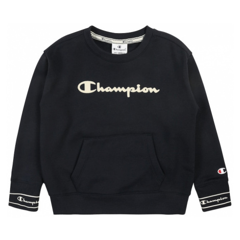 Champion Authentic Athletic Apparel Bluzka sportowa granatowy