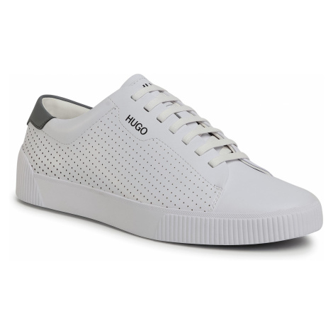 Sneakersy HUGO - Zero 50433525 10214384 01 White 100 Hugo Boss