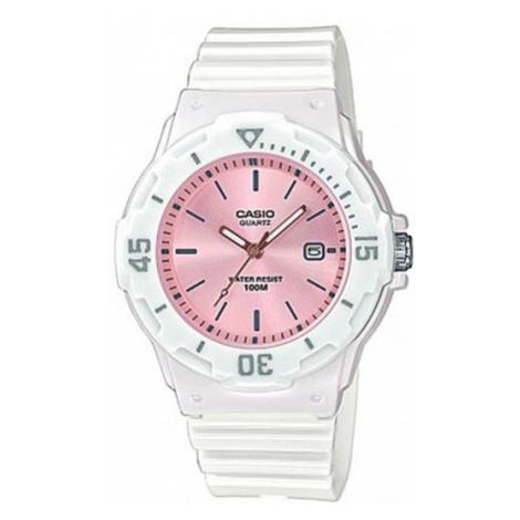 Casio Zegarek LRW-200H-4E3VEF Biały