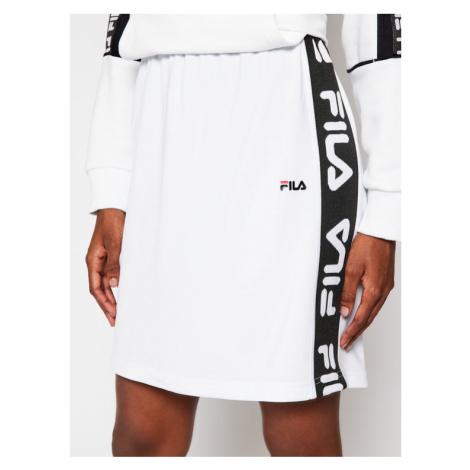 Fila Spódnica mini Tarala 687695 Biały Regular Fit