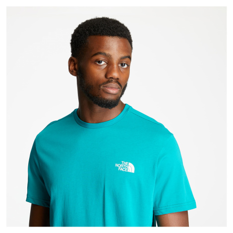 The North Face Simple Dome Tee Fanfare Green