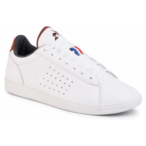 Sneakersy LE COQ SPORTIF - Courtstar Winter Denim 1920735 Optical White/Cinnamon