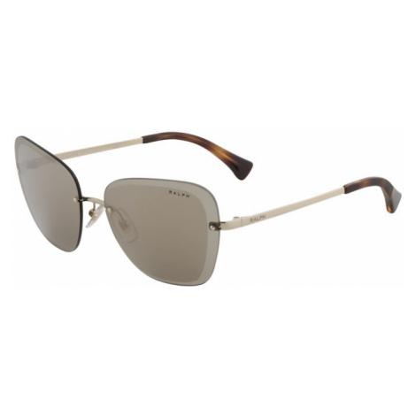 RALPH LAUREN Okulary przeciwsłoneczne '0RA4129' złoty / czarny