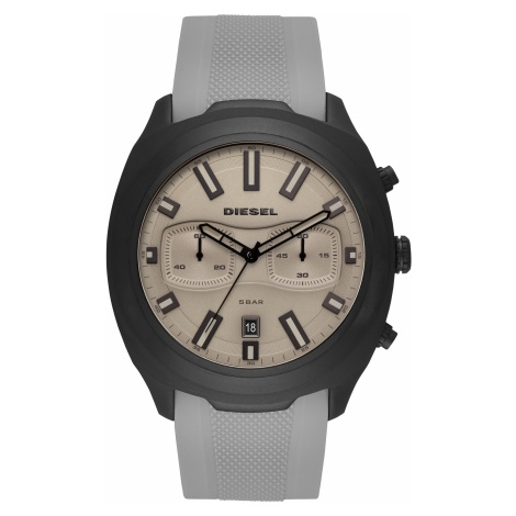Zegarek DIESEL - Tumbler DZ4498 Grey/Black