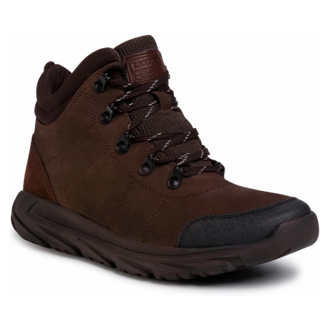 Trzewiki LASOCKI FOR MEN - MI07-A983-A813-05 Brown