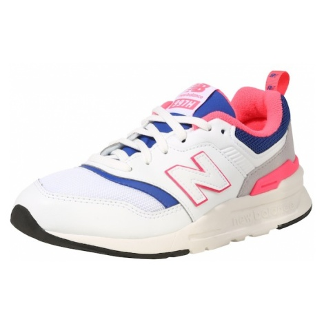 New Balance Buty sportowe 'PR997' niebieski / różowy / biały