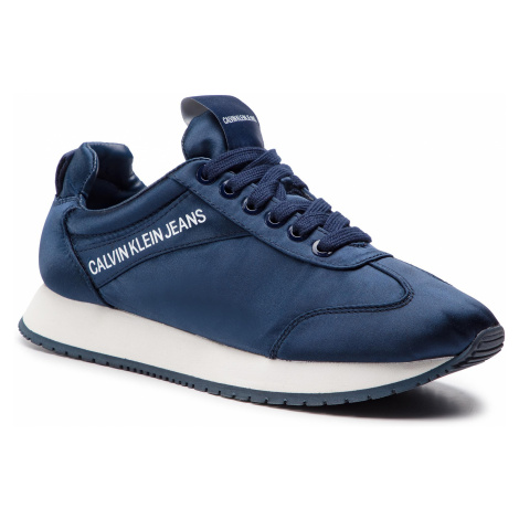 Sneakersy CALVIN KLEIN JEANS - Jill R7807 Navy