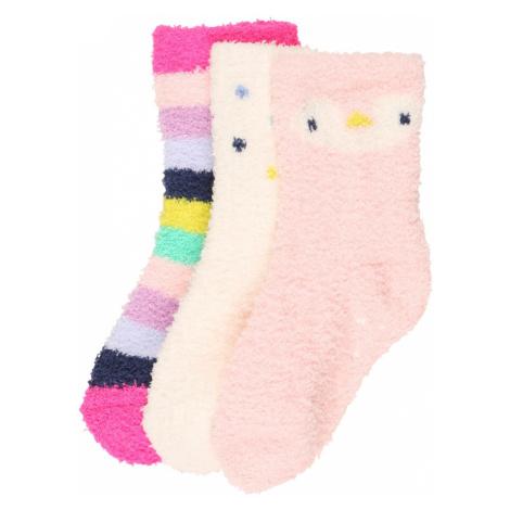 GAP Skarpety różowy pudrowy / mieszane kolory / beżowy