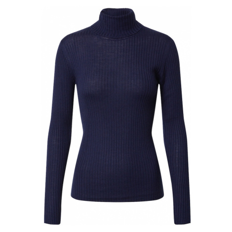 SELECTED FEMME Sweter 'Costa' granatowy