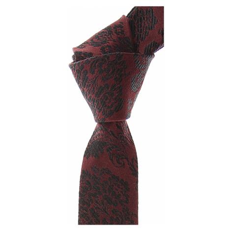 Dolce & Gabbana Uroda Na Wyprzedaży, ciemny czerwony Oxblood, Jedwab, 2021