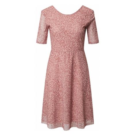 MOSS COPENHAGEN Sukienka 'Javana' różowy pudrowy