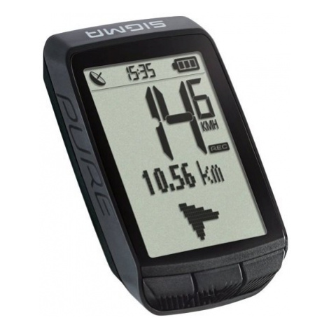 SIGMA Licznik rowerowy PURE GPS