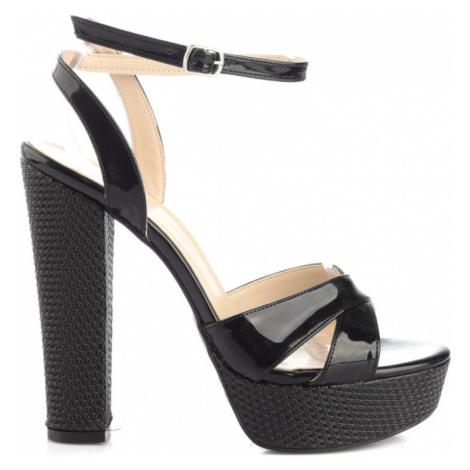 Trendyol Black Platform Women's Classic Heels
