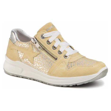 Sneakersy SUPERFIT - 0-606185-6000 S Gelb