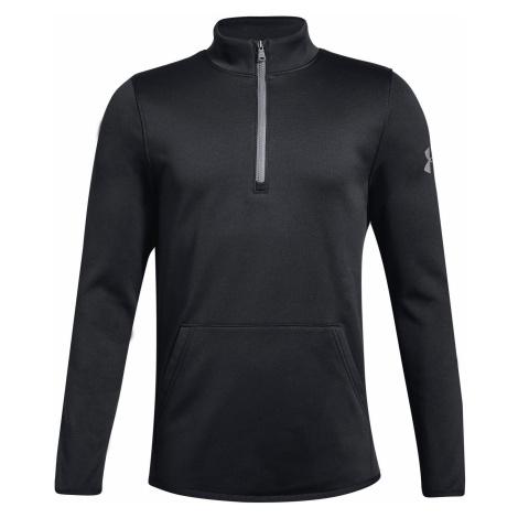 Under Armour Armour Fleece® Bluza dziecięca Czarny