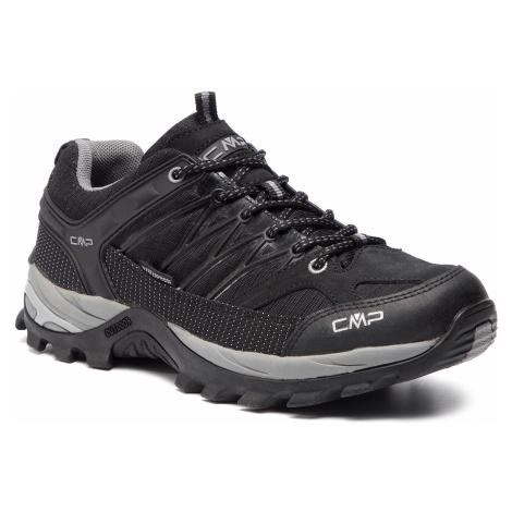 Trekkingi CMP - Rigel Low Trekking Shoes Wp 3Q54457 Nero/Grey 73UC