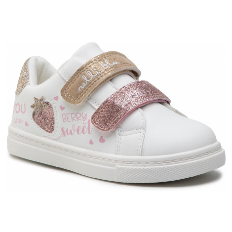 Sneakersy NELLI BLU - AVO-230-171 White