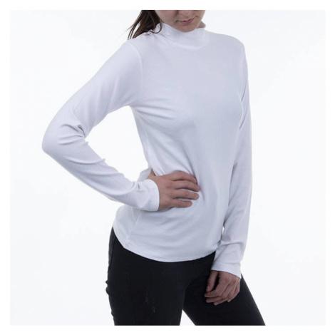 Koszulka damska Carhartt WIP Longsleeve Seri T-Shirt I028446 WHITE