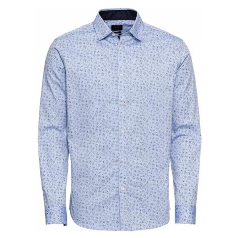 SELECTED HOMME Koszula 'SHDONENEW-MARK' jasnoniebieski