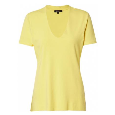 MORE & MORE Koszulka jasnożółty