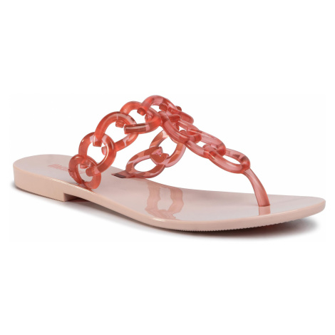 Japonki MELISSA - Big Chain Ad 32892 Pink/Transparent Pink 53709