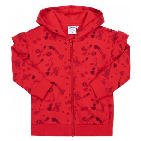 Primigi Bluza Fashion Academy 44152501 Czerwony Regular Fit