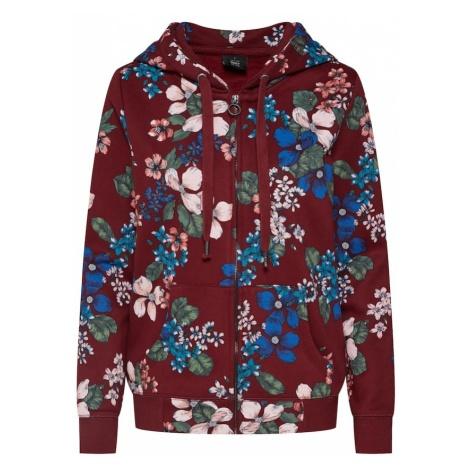 ONLY Bluza rozpinana rdzawobrązowy / mieszane kolory