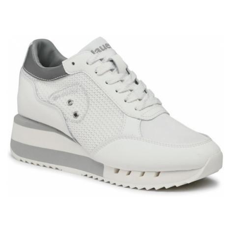 Blauer Sneakersy S1CHARLOTTE05/LEA Biały