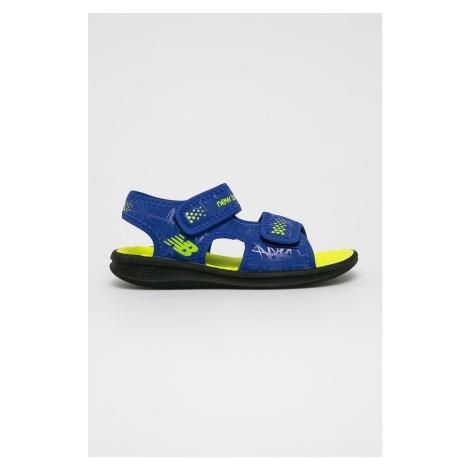 New Balance - Sandały dziecięce K2031BLY