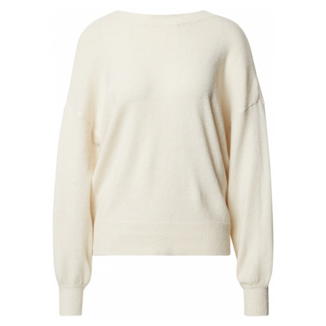 PIECES Sweter 'Daisy' offwhite