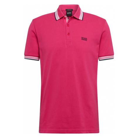 BOSS ATHLEISURE Koszulka 'Paddy' różowy Hugo Boss