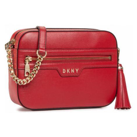 DKNY Torebka Polly Camera Bag R03E3K19 Czerwony