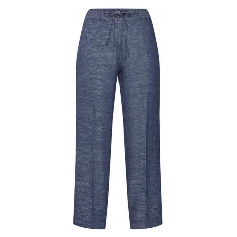 OPUS Spodnie 'Mauri' ciemny niebieski