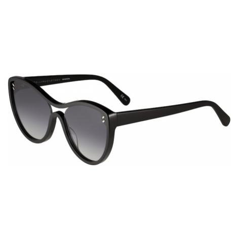 Stella McCartney Okulary przeciwsłoneczne 'SC0154S 60' szary / czarny