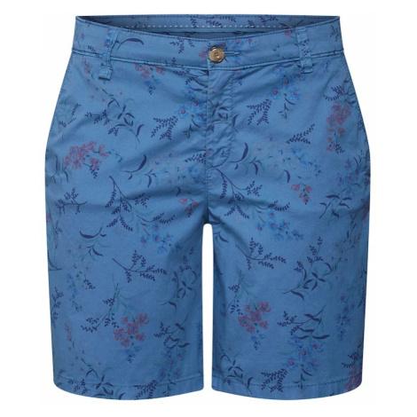 ESPRIT Spodnie niebieski