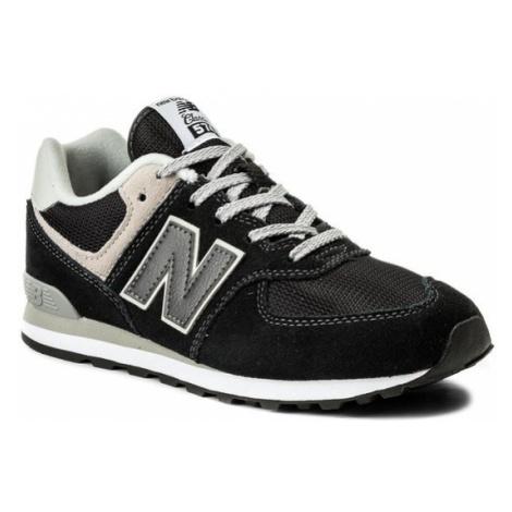 New Balance Sneakersy GC574GK Czarny