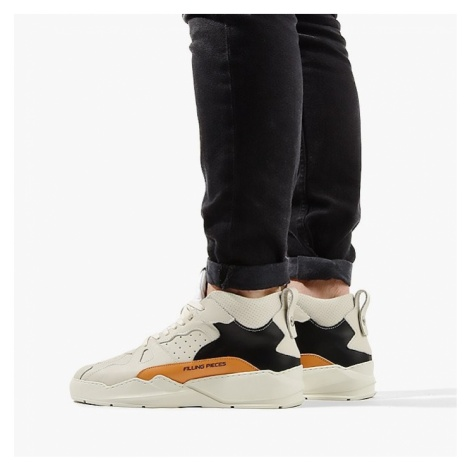 Buty męskie sneakersy Filling Pieces Lay Up Icey Flow White 36725701901PMZ