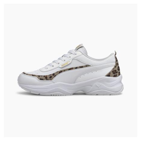 PUMA Damskie Buty Sportowe Cilia Mode Leo, Biały