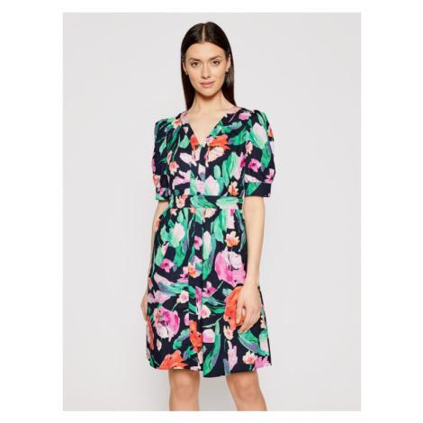 DKNY Sukienka letnia DD1A3364 Kolorowy Regular Fit