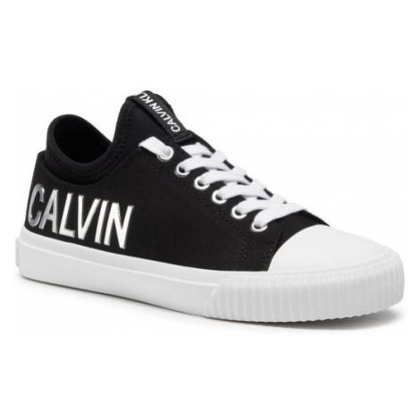 Calvin Klein Jeans Trampki Irisa B4R1631 Czarny