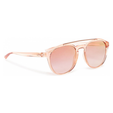 Nike Okulary przeciwsłoneczne Kismet EV1203 656 Pomarańczowy