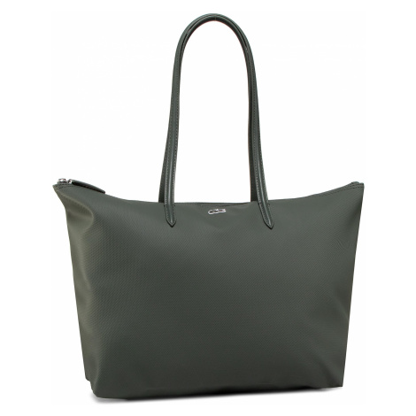 Torebka LACOSTE - L Shopping Bag NF1888PO Thyme D97